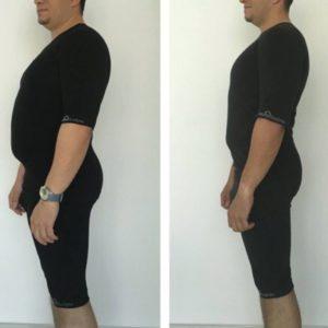 Lost 21,8 KG in 5 Months